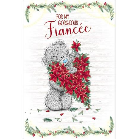 Gorgeous Fiancée Me to You Bear Christmas Card  £2.49