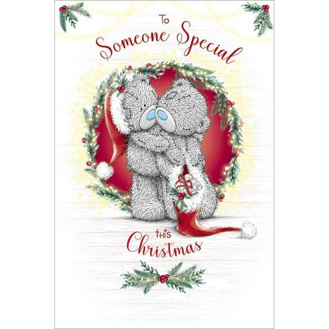 To Someone Special Me to You Bear Christmas Card  £3.59