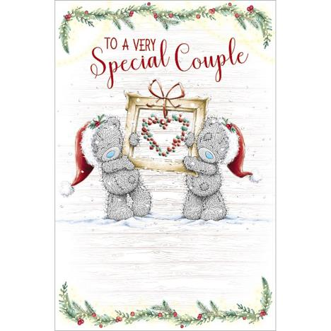 Very Special Couple Me to You Bear Christmas Card  £3.59