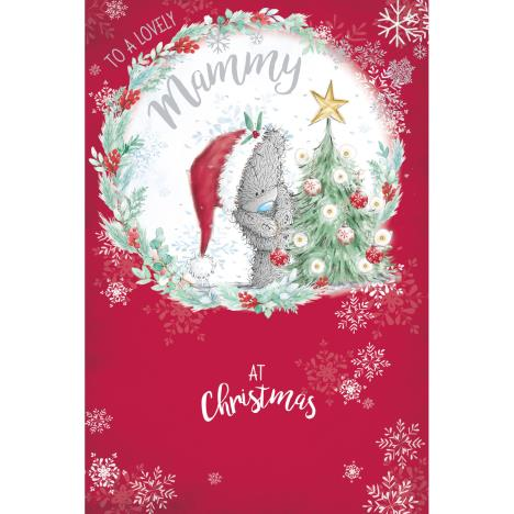 Lovely Mammy Me to You Bear Christmas Card  £2.49
