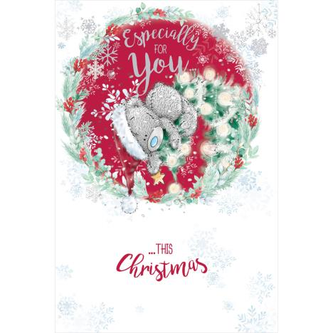 Especially For You Me to You Bear Christmas Card  £2.49