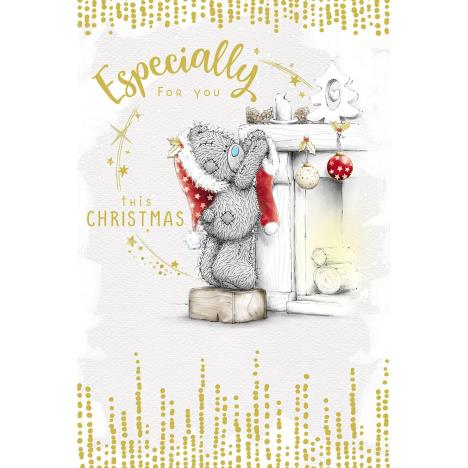 Especially For You Stocking Me to You Bear Christmas Card  £2.49