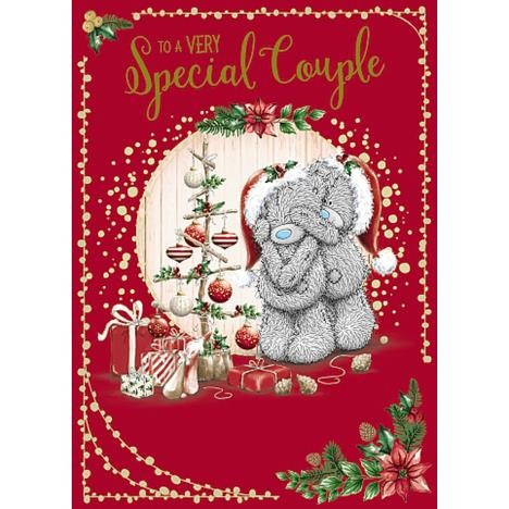 Very Special Couple Me To You Bear Christmas Card  £1.79