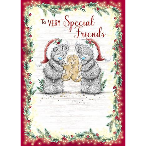 Special Friends Me to You Bear Christmas Card  £1.79