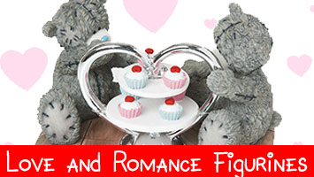 Love and Romance Me to You Bear Figurines
