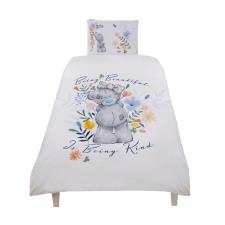 Me to You Bear Reversible Single Duvet Cover Bedding Set