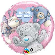 Happy Birthday My Blue Nose Friends Balloon (Unfilled)