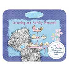 Me to You Bear Colouring & Activity Placemats