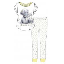 Adults Softly Drawn Daisy Chain Me to You Bear Pyjama Set