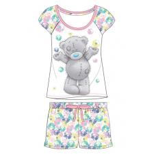 Adults Tatty Teddy Floral Me to You Bear Pyjama Top & Shorts Set
