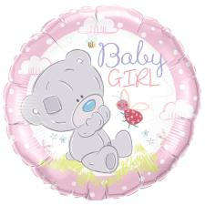 Baby Girl Tiny Tatty Teddy Me to You Balloon (Unfilled)