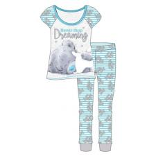 Adults Never Stop Dreaming Me to You Bear Pyjama Set