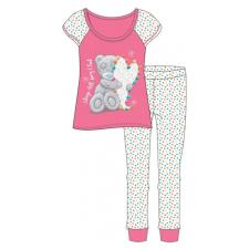 Adults Sleep All Day Club Me to You Bear Pyjama Set