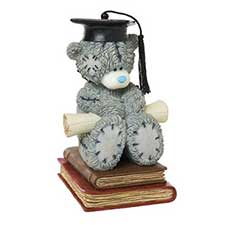 Made The Grade Me to You Bear Figurine
