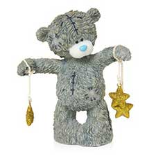 In The Stars Me to You Bear Figurine