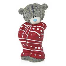 Cosy Up Me to You Bear Figurine