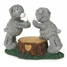 And Then I Met You Me to You Bear Figurine