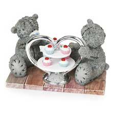 Delicious Delights Me to You Bear Figurine
