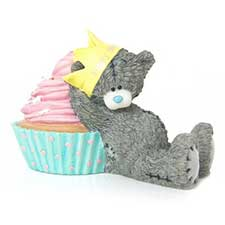 Sweet As A Cupcake Me to You Bear Figurine