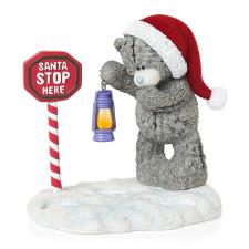 Footprints In The Snow Me to You Bear Figurine