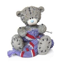 Winter Warmers Me to You Bear Figurine