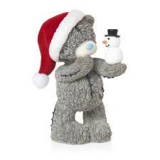 Snow One Like You Me to You Bear Christmas Figurine