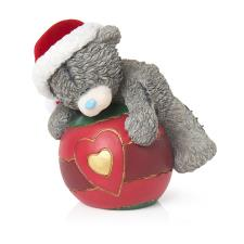 Roll On Christmas Me to You Bear Christmas Figurine