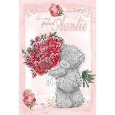 Special Auntie Me to You Bear Birthday Card