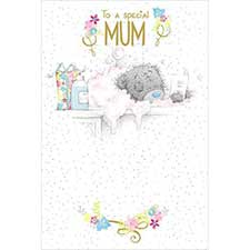 Special Mum Me to You Bear Birthday Card