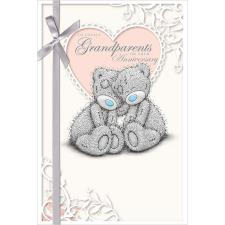 Grandparents Me to You Bear Anniversary Card