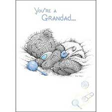 You Are a Grandad Me to You Bear Card