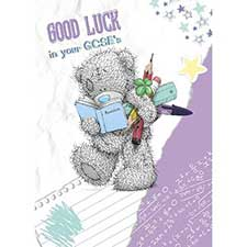 Good Luck in GCSEs Me to You Bear Card