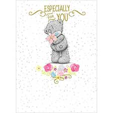 Especially For You Me to You Bear Card