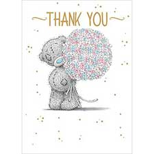 Thank You Me to You Bear Card