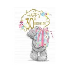 Happy 30th Birthday Me to You Bear Birthday Card