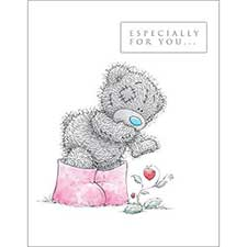 Especially For You Me to You Bear Birthday Card