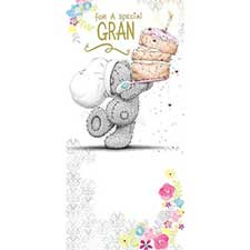 Special Gran Birthday Me to You Bear Card