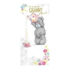 Special Granny Me to You Bear Birthday Card