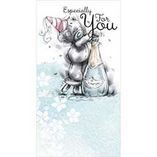 Especially For You Sketchbook Me to You Bear Birthday Card