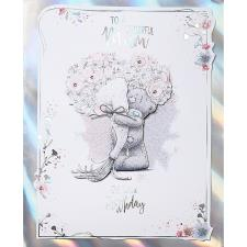 Wonderful Mum Birthday Me to You Bear Luxury Boxed Card
