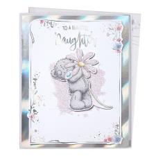 Beautiful Daughter Birthday Me to You Bear Luxury Boxed Card