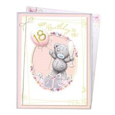 Wonderful 18th Birthday Me to You Bear Boxed Card