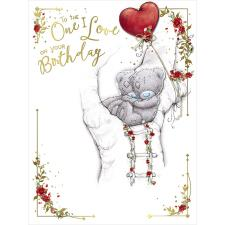 One I Love Birthday Me to You Bear Boxed Card