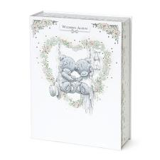 Boxed Me to You Bear Wedding Photo Album