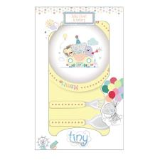Tiny Tatty Teddy Baby's Bowl & Cutlery Set