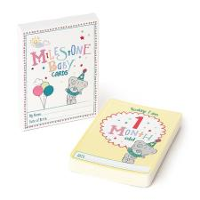 Tiny Tatty Teddy Baby's Milestone Cards
