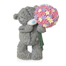Big Bouquet Of Love Me to You Bear Figurine