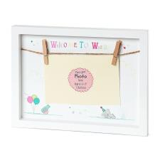 Tiny Tatty Teddy Peg Hanging Photo Frame