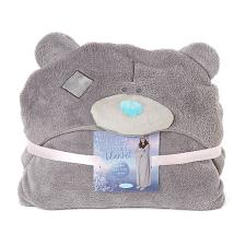 Me to You Bear Hooded Fleece Blanket
