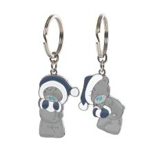 Tatty Teddy Snowball 2 Part Me To You Bear Key Rings